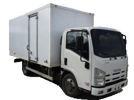 ISUZU ELF 5.2 Изотермический фургон