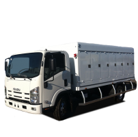 ISUZU ELF 7.5 Фургон-мороженица