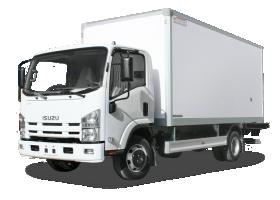 ISUZU ELF 7.5 Изотермический фургон