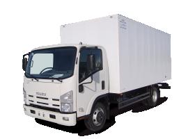 ISUZU ELF 7.5 Промтоварный фургон