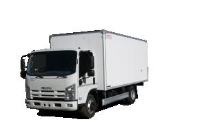 ISUZU ELF 9.5 Промтоварный фургон