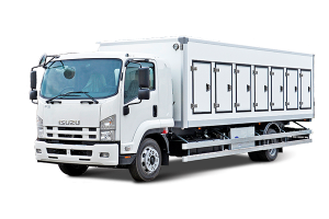 ISUZU Forward 12.0 Фургон-мороженица