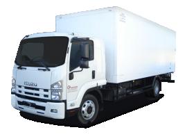 ISUZU Forward 12.0 Изотермический фургон